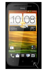 HTC One SV (Cricket)