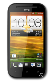 HTC One SV (Cricket)